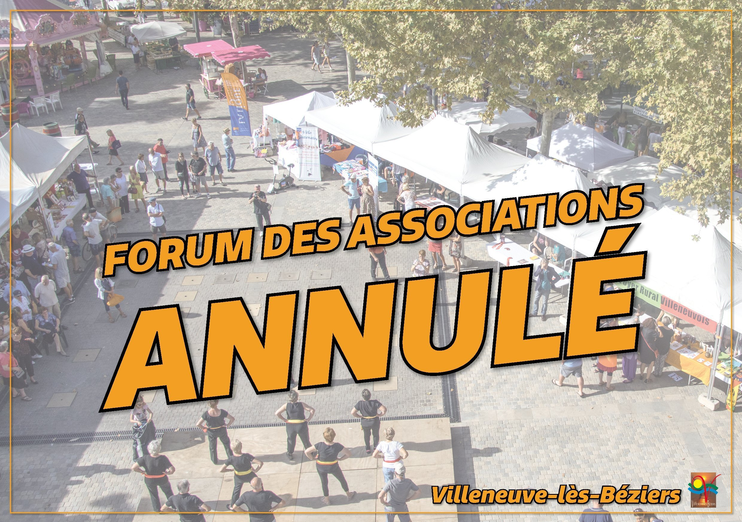 Read more about the article Annulation Forum des associations