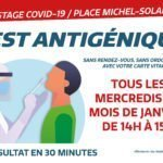 TEST ANTIGÉNIQUE COVID-19