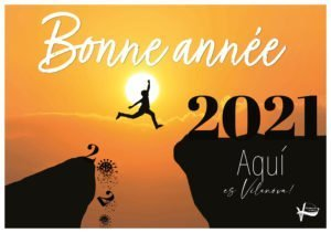 Read more about the article Meilleurs Vœux 2021