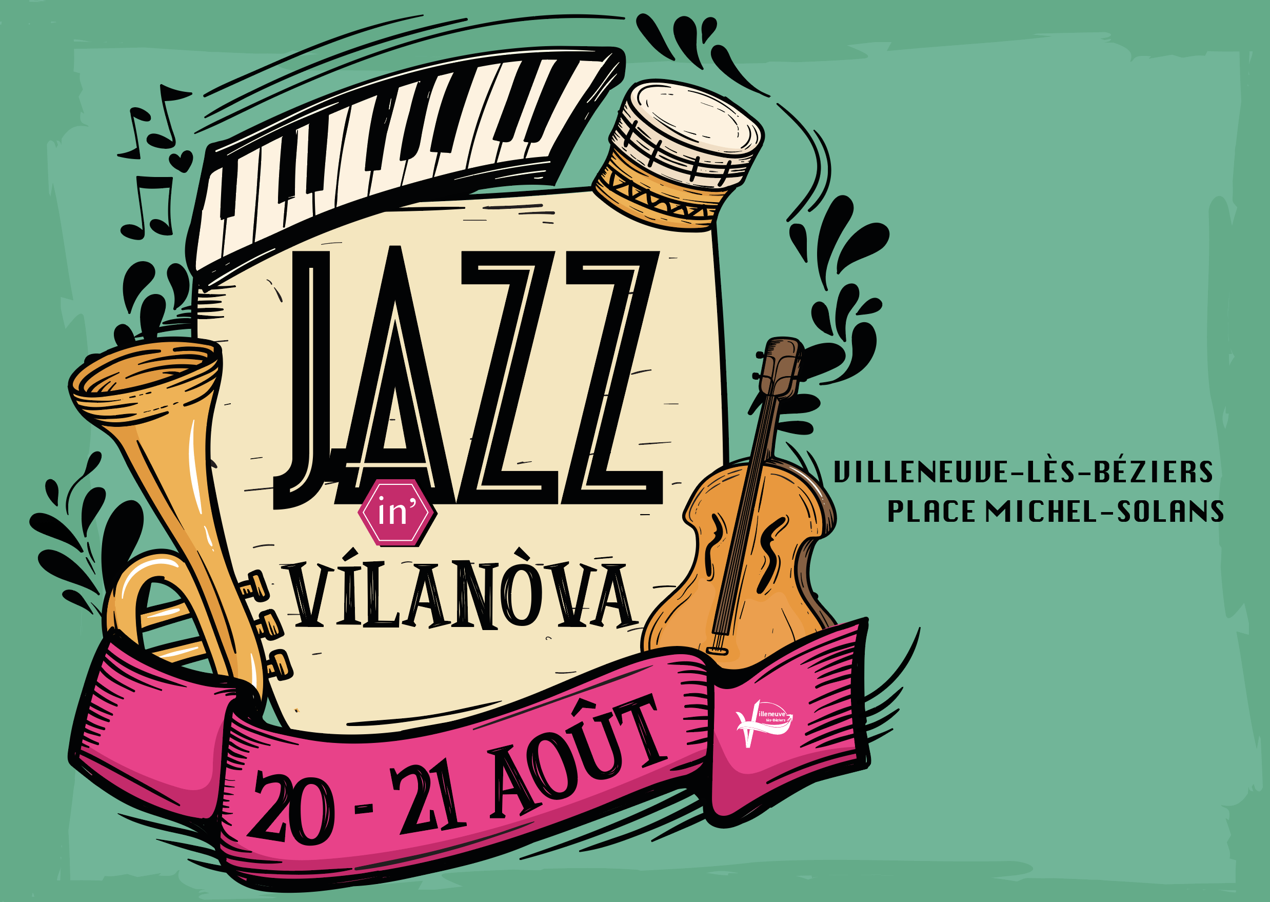 Read more about the article Jazz in' Vilanova