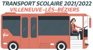 Read more about the article Transport scolaire 2021/2022