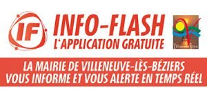 Info-Flash, l'application mobile