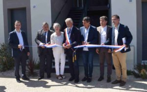 Inauguration de la résidence Vilanova