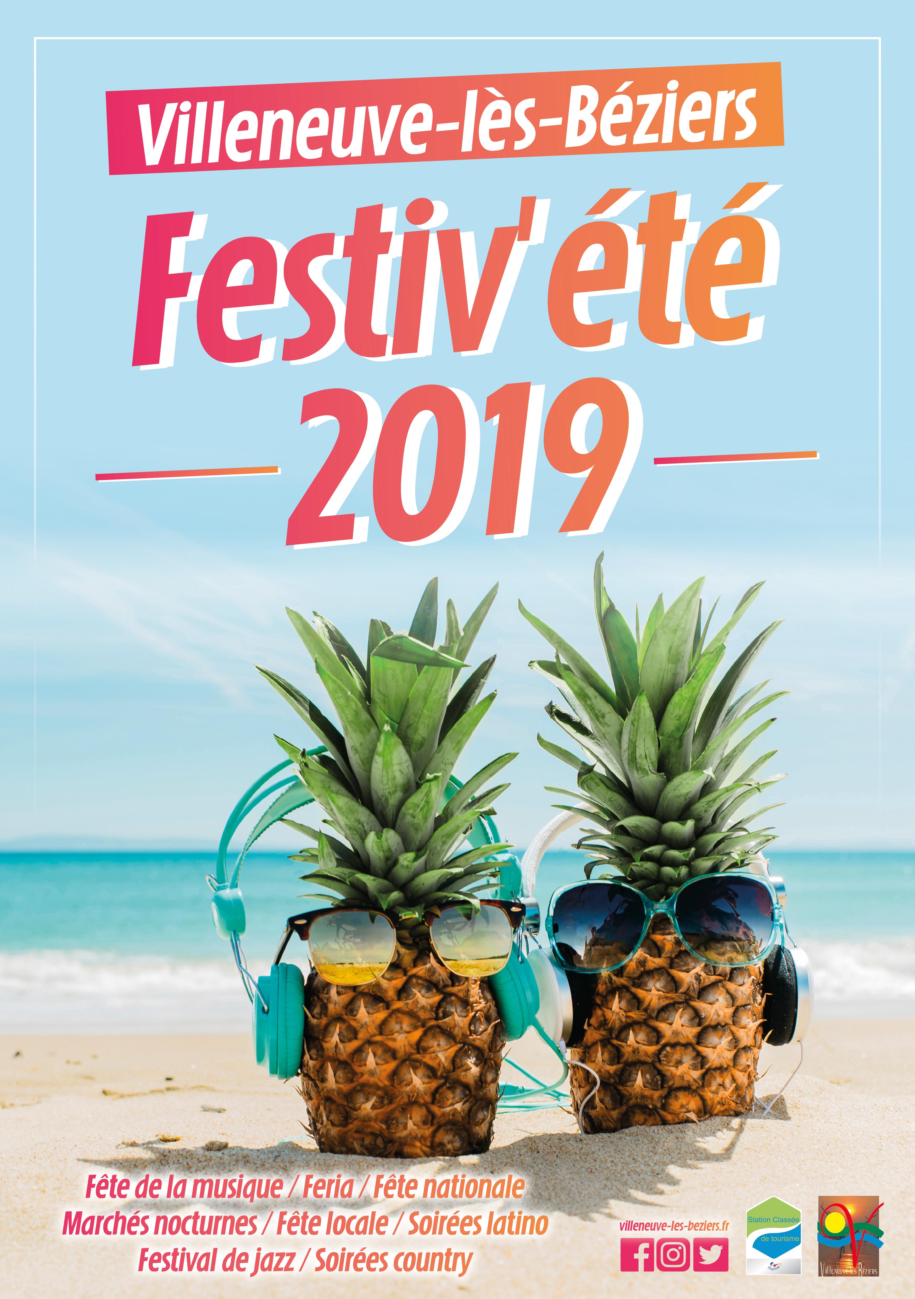 Festiv'été 2019