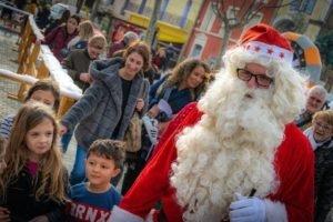 Retour en images sur la journée de Noël