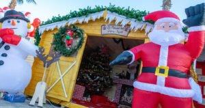 Noël à Villeneuve