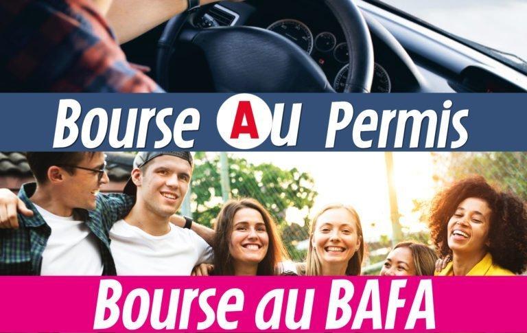 Bourses au permis de conduire et au BAFA