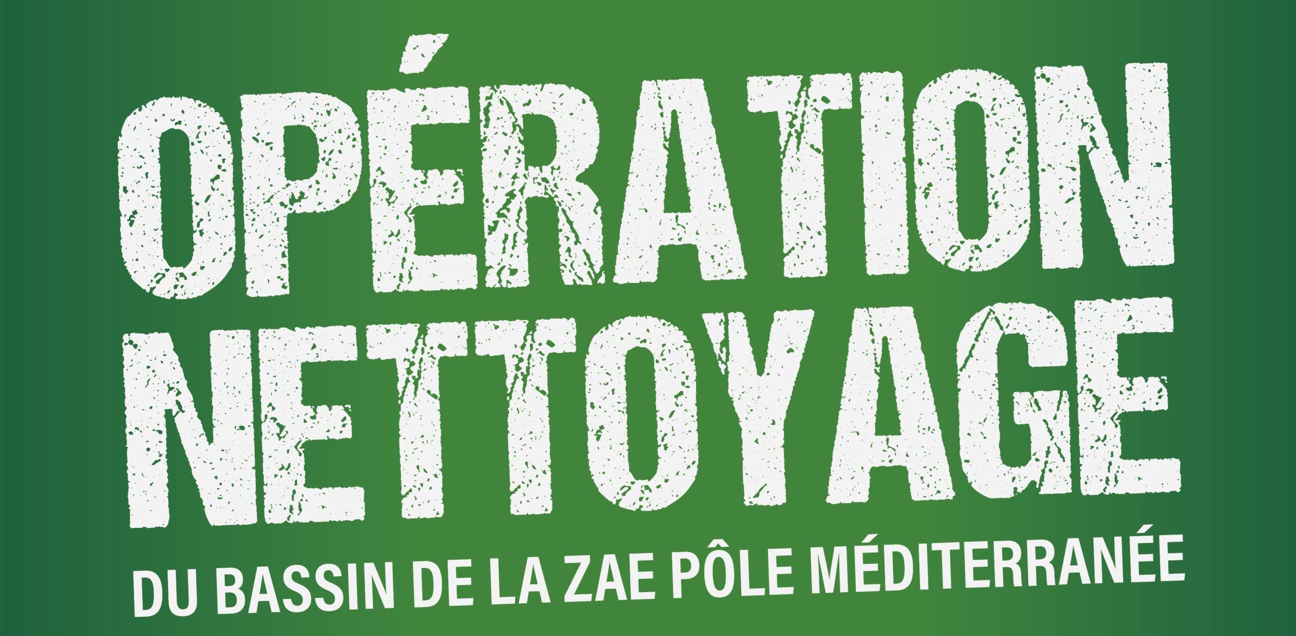 Opération nettoyage