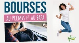 Bourses au permis de conduire et BAFA