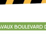 Travaux boulevard de la République