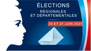 Read more about the article Élections Régionales et Départementales 2021