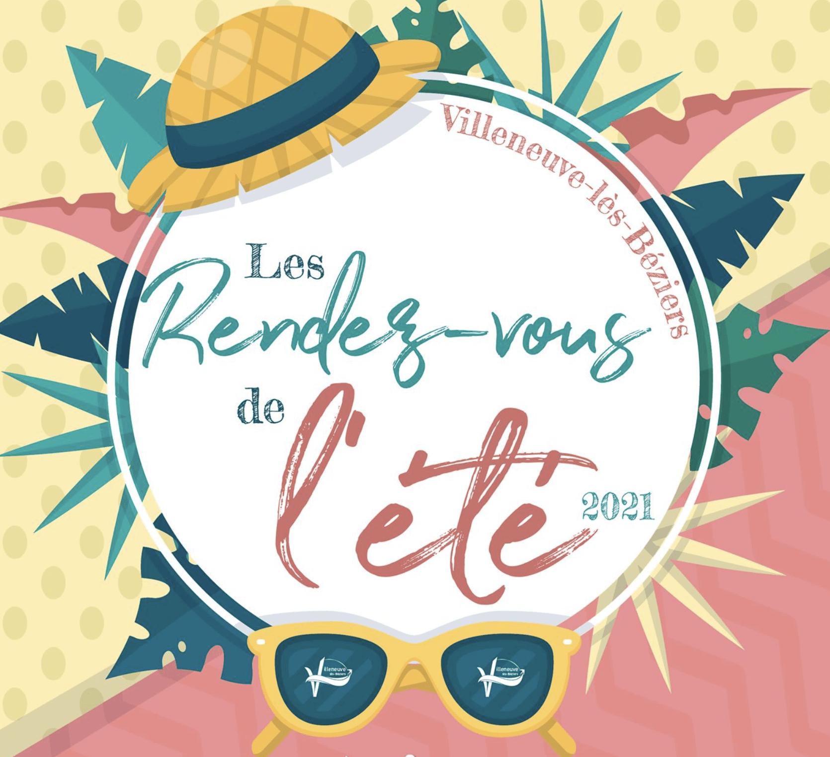 You are currently viewing Les rendez-vous de l'été