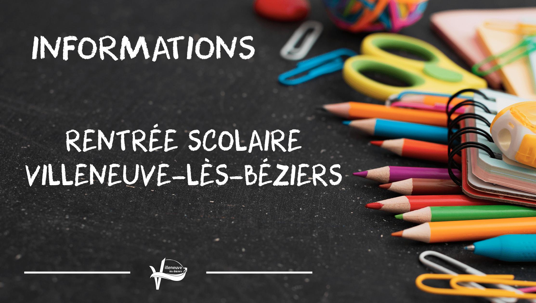 Read more about the article Rentrée scolaire 2021