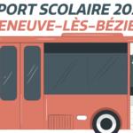 Transport scolaire 2021/2022